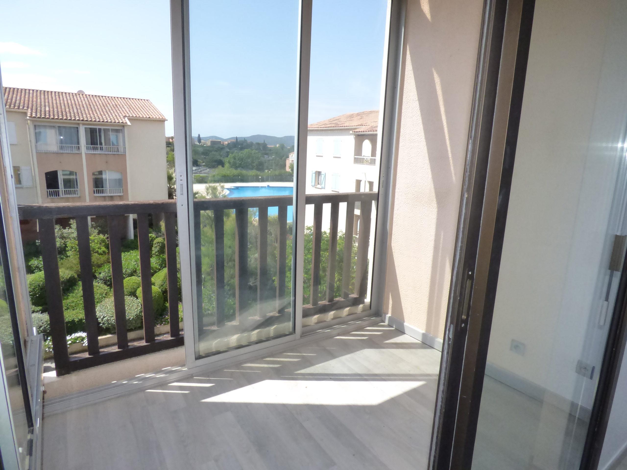 Appartement T2 27m² – Fréjus