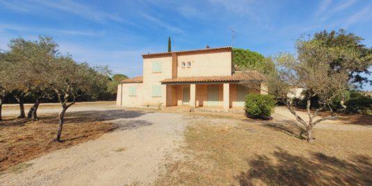 Villa 101m² 2/3 chambres avec garage – Cotignac