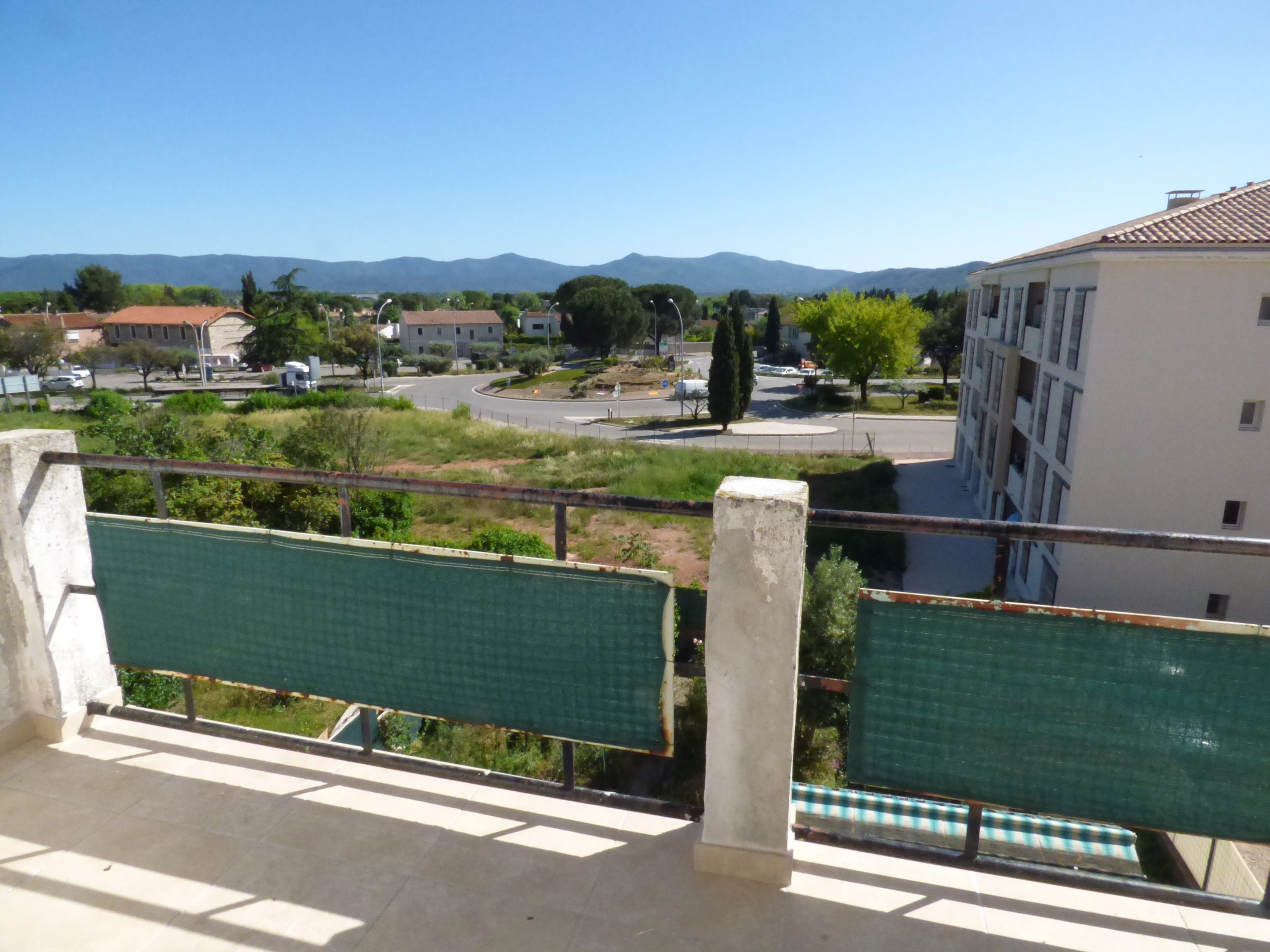 Appartement T3 81m² avec balcon – Le Luc