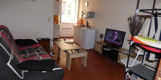 Studio meublé 18m² – Cotignac