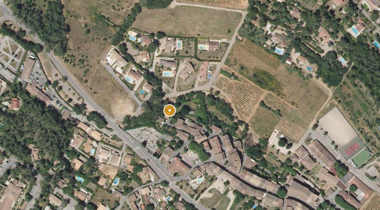 Localisation terrain