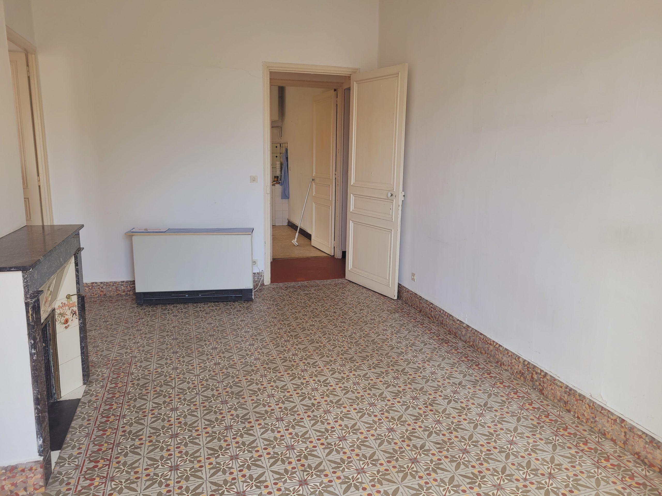 Appartement T3 83m² avec cave – Draguignan